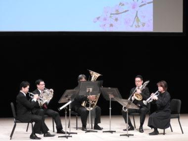 京都市交響楽団金管五重奏によるオープニングアクト